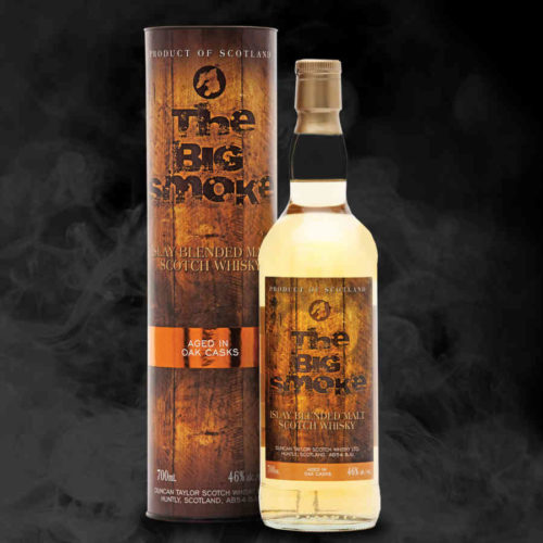 The Big Smoke whisky torbato